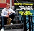 熱いソウルをカラッと爽やかに歌い上げる勇み肌アルト、益々絶好調!! FREDRIK KRONKVIST / NEW YORK ELEMENTS