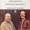 CD Gary Burton & Stephane Grappelli  / PARIS ENCOUNTER   パリのめぐり逢い