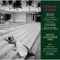 W紙ジャケCD MONTY ALEXANDER モンティ・アレキサンダー・トリオ / LOVE ME TENDER
