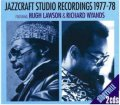 CD Hugh Lawson - Richard Wyands ヒュー・ロウソン、リチャード・ワイアンズ / Jazzcraft Studio Recordings 1977-78