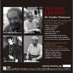 画像2: 999枚限定紙ジャケットCD  SIR CHARLES THOMPSON サー・チャ―ルス・トンプソン / ザ・ジャズ・レジェンド