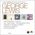 5枚組CD  GEORGE LEWIS ジョージ・ルイス / Complete Remastered Recordings on Black Saint & Soul Note