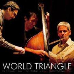 画像1: CD  中山 英二  EIJI NAKAYAMA ワールド・トライアングル  / WORLD TRIANGLE  ワールド・トライアングル