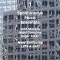 CD  SPONTANEOUS MUSIC ENSEMBLE  / NEW SURFACING 1978 & 1992