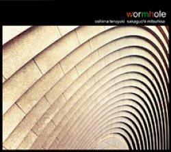 画像1: CD    大島輝之+坂口光央 Oshima Teruyuki + Sakaguchi Mitsuhisa  /  ワームホール wormhole