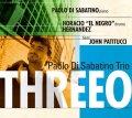 【澤野工房】CD PAOLO DI SABATINO TRIO パオロ・ディ・サバティーノ・トリオ /  THREEO  スリーオ