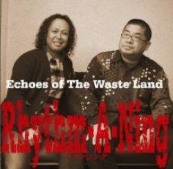 画像1: CD  RHYTHM-A-NING  リズマニング /  ECHOES OF THE WASTE LAND