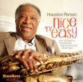 ジャズの浪漫溢れるワン・ホーン作品 CD  Houston Person ヒューストン・パーソン / Nice'n Easy