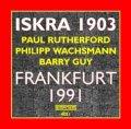 CD   ISKRA 1903  /  FRANKFURT 1991