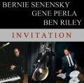 味わい深くもスカッとした、哀愁ロマン溢れる渋旨王道ピアノ・トリオ! BERNIE SENENSKY バーニー・セネンスキー / INVITATION