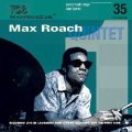 CD MAX ROACH QUINTET マックス・ローチ / LAUSANNE 1960 PART 1 - SWISS RADIO DAYS JAZZ SERIES, VOL.35