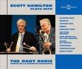 フランスでの心地よいセッション CD SCOTT HAMILTON スコット・ハミルトン / PLAYS WITH THE DANY DORIZ