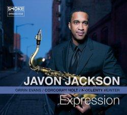 画像1: 歌謡性に満ちた豪快かつ端正なハード・ドライヴィング・テナー大驀進! CD JAVON JACKSON ジャヴォン・ジャクソン / EXPRESSION エクスプレッション