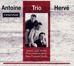 画像1: CD  ANTOINE HERVE TRIO  / CORNERSTONE