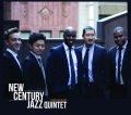 スカッと壮快で非常に密度濃いNY新生ハード・バップ・ユニット会心の一撃! CD NEW CENTURY JAZZ QUINTET ニュー・センチュリー・ジャズ・クインテット / TIME IS NOW タイム・イズ・ナウ