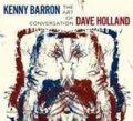 見開き紙ジャケット仕様CD Kenny Barron, Dave Holland ケニー・バロン、デイブ・ホランド / The Art of the Conversation