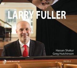 画像1: 豪快に跳ね躍るリズミカル&エモーショナルな歯切れのいい吟醸ファンキー・ピアノ! CD LARRY FULLER ラリー・フラー / LARRY FULLER