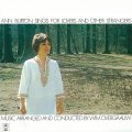 CD  ANN BURTON  アン・バートン  / SINGS FOR LOVERS AND STRANGERS