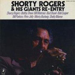 画像1: 紙ジャケットCD   SHORTY ROGERS  ショーティ・ロジャース  / RE-ENTRY