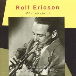 画像1: CD  ROLF ERICSON ロルフ・エリクソン/  MILES AWAY 1950-52