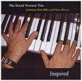 限定復刻CD David Newton Trio デビッド・ニュートン / Inspired