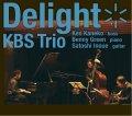 待望の3rd アルバム ! CD  KBS Trio / DELIGHT ディライト