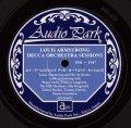 CD  LOUIS ARMSTRONG  /  ルイ・アームストロング デッカ・オーケストラ・セッションズ 1936〜1947