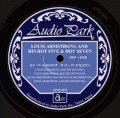 CD  LOUIS ARMSTRONG  /  ルイ・アームストロング ホット・ファイブとセブン 1925〜1928