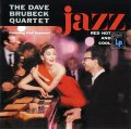CD DAVE BRUBECK デイヴ・ブルーベック /  JAZZ RED HOT AND COOL  ジャズ・レッド・ホット&クール + 2