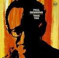 CD PAUL DESMOND ポール・デスモンド /  TAKE TEN+3  テイク・テン+3