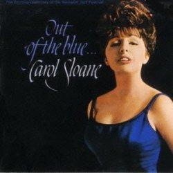 画像1: CD  CAROL SLOANE キャロル・スローン  /  OUT OF THE BLUE  アウト・オブ・ザ・ブルー