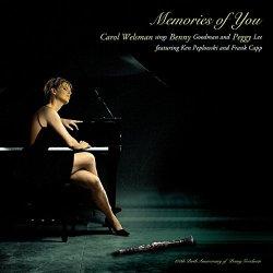 画像1: CD  CAROL WELSMAN キャロル・ウェルスマン /  MEMORIES OF YOU