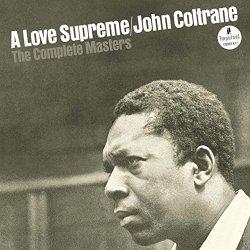 画像1: 【MQACD】【グリーン・カラー・レーベルコート】【生産限定盤】UHQ-CD  JOHN COLTRANE  ジョン・コルトレーン /  A LOVE SUPREME 至上の愛