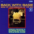 CD COUNT BASIE カウント・ベイシー /   BACK WITH BASIE  バック・ウィズ・ベイシー