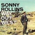 初回生産限定盤CD SONNY ROLLINS ソニー・ロリンズ /  WAY OUT WEST +  3