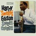 """33rpm 180g LP Harry """"Sweets"""" Edison ハリー・スウィーツ・エディソン / Sweetenings スウィートニングス (MONO)"""