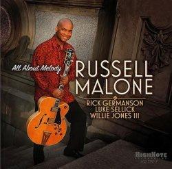 画像1: 絶好調ラッセル・マローンHighNote 第二弾 CD Russell Malone ラッセル・マローン / All About Melody