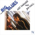 CD  ART FARMER AND  JIM HALL  アート・ファーマー & ジム・ホール  / BIG BLUES