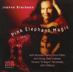 画像1: CD  JOANNE BRACKEEN  /  PINK ELEPHANT MAGIC