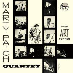 画像1: 紙ジャケットCD  MARTY PAICH  マーティ・ペイチ QUARTET  /  MARTY PAICH QUARTET FEATURING  ART PEPPER