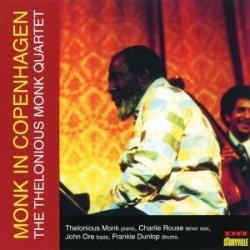 画像1: 【STORYVILLE 復刻CD】   THELONIOUS MONK セロニアス・モンク / モンク・イン・コペンハーゲン
