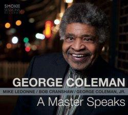 画像1: 【SMOKE SESSIONS】 CD GEORGE COLEMAN ジョージ・コールマン / MASTER SPEAKS