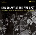 SHM-CD ERIC DOLPHY エリック・ドルフィー / AT THE FIVE SPOT, VOL. 1 アット・ザ・ファイヴ・スポット VOL.1