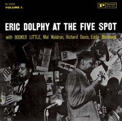 画像1: SHM-CD ERIC DOLPHY エリック・ドルフィー / AT THE FIVE SPOT, VOL. 1 アット・ザ・ファイヴ・スポット VOL.1