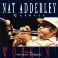 【TIMELESS 復刻CD】   NAT ADDERLEY ナット・アダレイ QUINTET / WORKIN' ワーキン