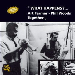 画像1: CD ART FAMER,PHIL WOODS アート・ファーマー 〜 フィル・ウッズ /  WHAT HAPPENS ? ホワット・ハップンズ?