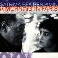 CD  SATHIMA BEA BENJAMIN サティマ・ビー・ベンジャミン /  A MORNING IN PARIS  ア・モーニング・イン・パリ