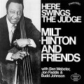 CD  MILT HINTON  ミルト・ヒントン  /  HERE SWINGS THE JUDGE  ヒア・スウィングス・ザ・ジャッジ