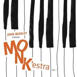 画像1: CD John Beasley ジョン・ビーズリー / Presents MONK'estra vol.1