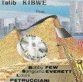 86年リリースの情熱溢れるワンホーン・レア盤の限定復刻CD Talib Kibwe Odyssey / Egyptian Oasis